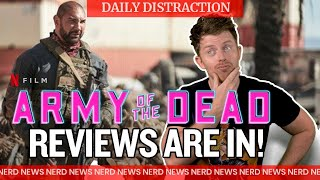 The Army of the Dead Reviews In! What Do Critics Think of Zack Snyder's Latest? | Daily Nerd News by Comicbook.com