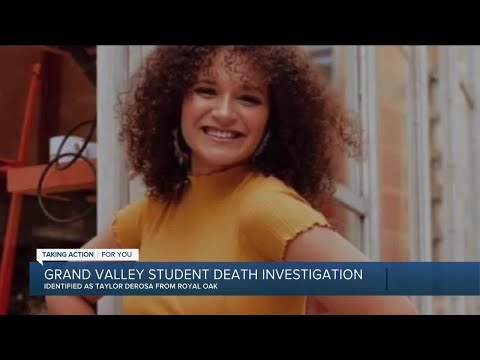 Student found dead at Grand Valley State U. was freshman