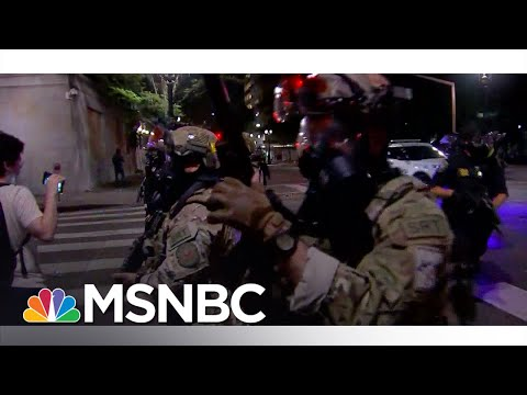 When is a democracy under siege? | Ali Velshi | MSNBC