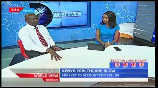 Doctors' reveal why they are planning another bigger strike than the 100 days: Dr George Ogot-KMPDU