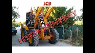 JCB hidrojen yakıt tasarruf cihazı montajı