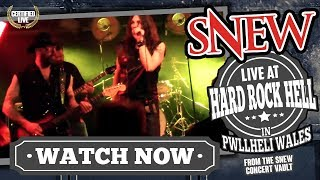 SNEW LIVE from Hard Rock Hell - Knock It Out Of The Park