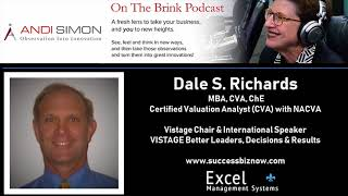 ON THE BRINK PODCAST | Dale Richards—Ready to Increase Your Business Revenue, Profits and Value