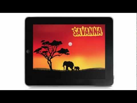Video of Savanna - Coloring Games Kids