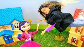 Супер способности Волшебниц - Видео с игрушками Сказочный Патруль .