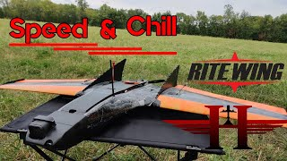 Speed and Chill - Wingstyle drone FPV
