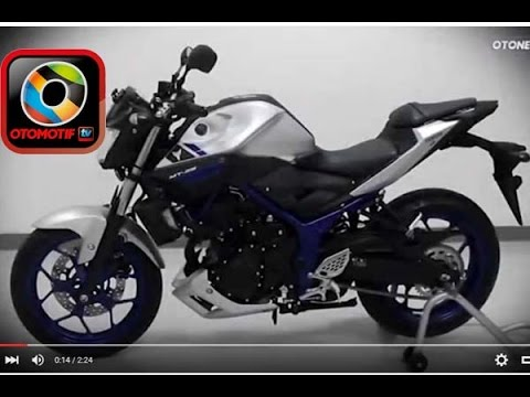 First Ride Yamaha MT25