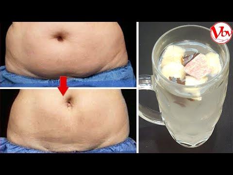 Come perdere naturalmente il grasso della pancia