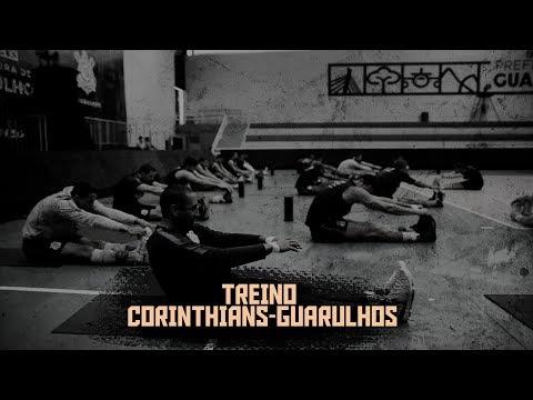 Último treino do ano em casa | Corinthians-Guarulhos