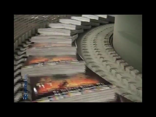 Video - Print afwerking