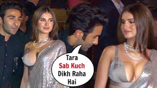 Tara Sutaria With Boyfriend At Diwali Party 2019