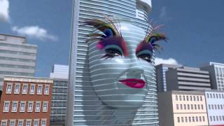GKD Metal Fabrics' Animated Video Felicity by The Ludlow Group | Virginia Beach Ad Agency
