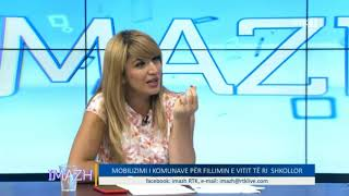 Imazh - Mobilizimi i komunave për fillimin e vitit të ri shkollor 12.08.2020