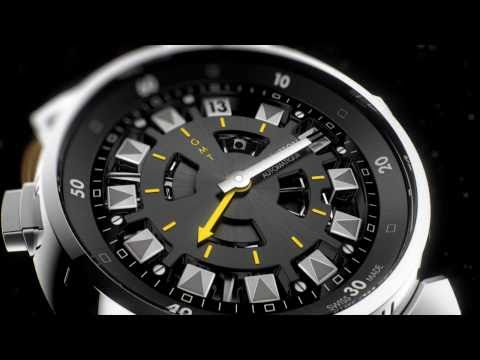 Louis Vuitton, Tambour Spin Time – Latest Tendencies
