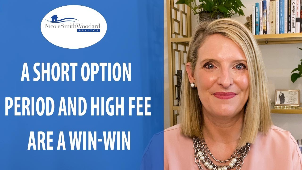 Should You Accept an Offer Waiving the Option Period?