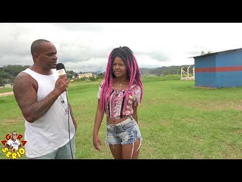 Nataly a Negra mais linda da Favela dos Brancos