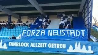 Die Choreo Vom Cup Spiel GG Red Bull Salzburg SCWN:RBS