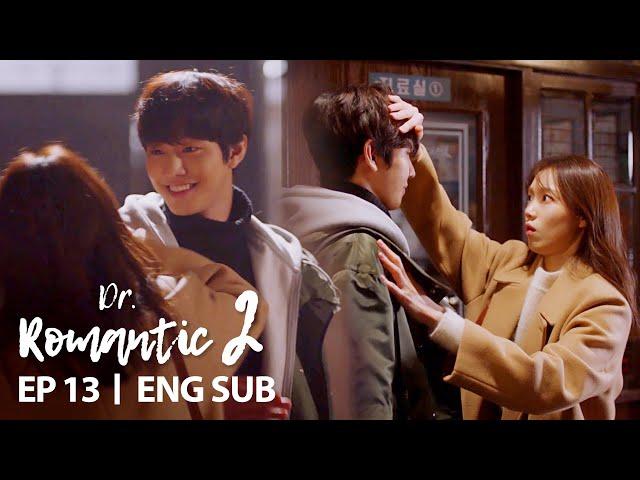 Ahn Hyo Seop and Lee Seong Kyoung Make Jokes.. So Cute~~ [Dr. Romantic 2 Ep 13]