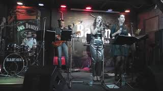 CITY FUSION ORCHESTRA - Never, Never Gonna Give You Up (Barry White cover)