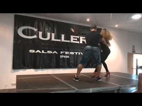Txiki & Érika Cullera Salsa Festival 2014