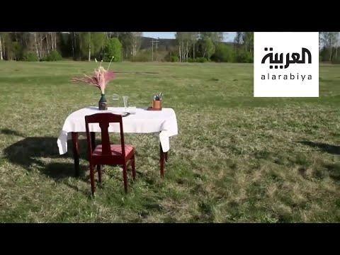 العرب اليوم - شاهد: مطعم الـ