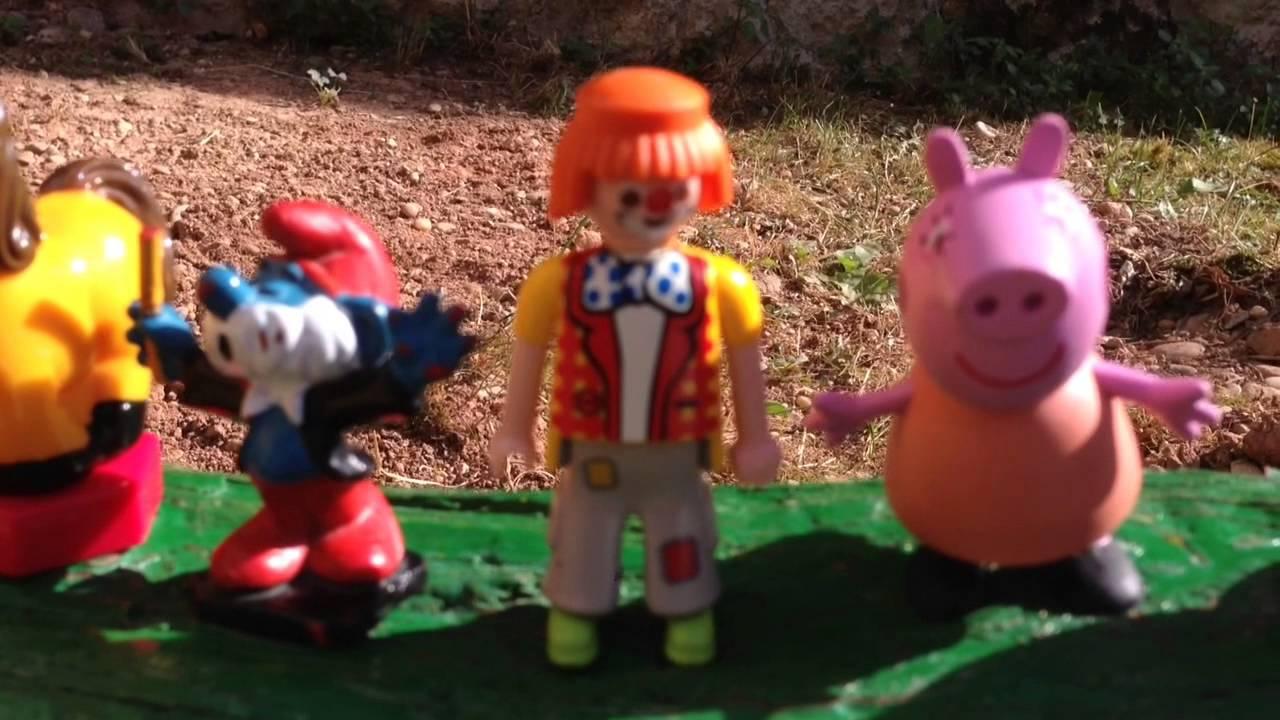 Peppa Pig profesora: El cocodrilo.