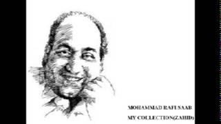 Dhoom Dhadaka Dhoom  MOHAMMAD RAFI SAAB - YouTube