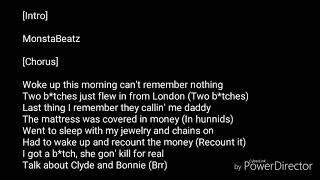 Takeoff  Last Memory (Lyric Video)