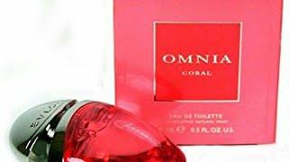 ❤МОИ ПАРФЮМЫ/❤ Обзор аромата Omnia Bvlgari.
