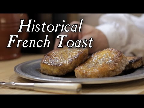 Pain Perdu - Historical French Toast