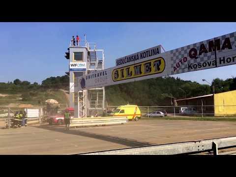 Hobby auto-rallycross v Sedlčanské kotlině