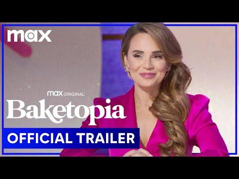 Baketopia | Official Trailer | HBO Max Family