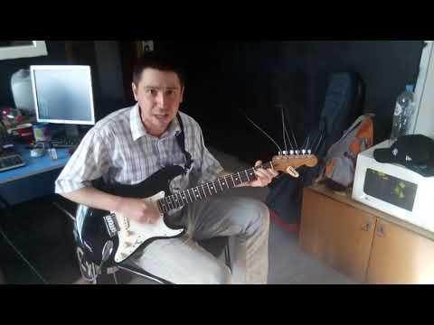 Обзор и тест самодельного гитарного уселителя