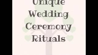 #121 - Unique Wedding Ceremony Rituals