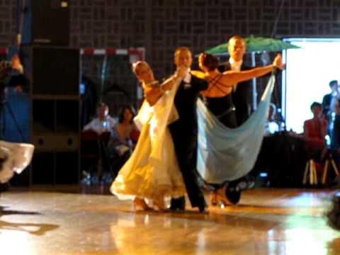 Berry & Kim Voorronde Tango B-klasse Cuijk 25-4-2011
