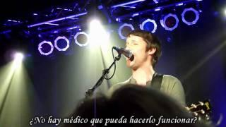 THESE ARE THE WORDS - James Blunt (Subtitulado en ESPAÑOL / ENGLISH subtitled)