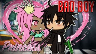 The Princess And The Bad Boy - Original Gachaverse - Gacha Studio - Gacha Life Short/mini Movie