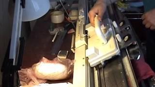 Вязание носков/вязальная машина