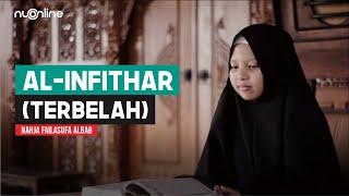 Tartil Quran Surat al Infithar (Teks dan Terjemahnya)