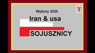 Iran & usa SOJUSZNICY