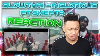 Slowthai   Inglorious Ft. Skepta Reaction Video