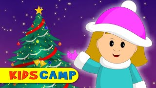 O Christmas Tree | Christmas Carol | Christmas Song for Children By KidsCamp