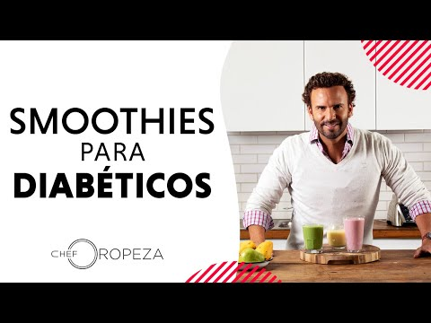 Receta De 3 Deliciosos Batidos Especiales Para Diabéticos