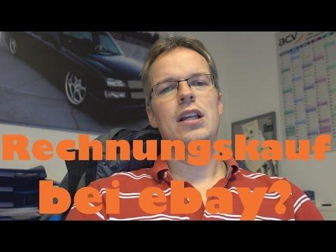 Rechnungskauf über eBay - geht - geht nicht? - just-SOUND CarHifi Onlineshop