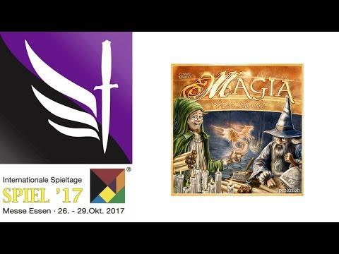 Essen 2017 - Magia Cum Laude