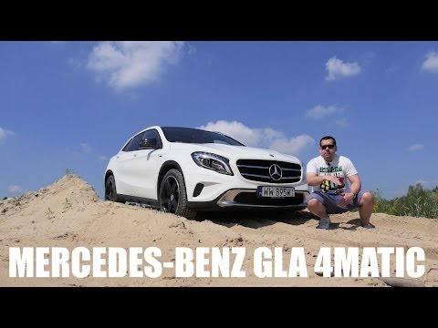 (ENG) Mercedes-Benz GLA 200 CDI 4MATIC - Test Drive and Review