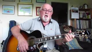 Guitar: Wait Till The Sun Shines Nellie (Including lyrics and chords)