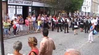 preview picture of video 'Kmochův Kolín 15.6.2013'