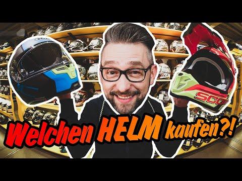 Welcher HELM für DICH?! Helmtypen – Louis Startertipps
