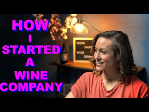 , title : 'How I started a Wine Company with NO INVESTORS! Turning my Fitness into a Business.
